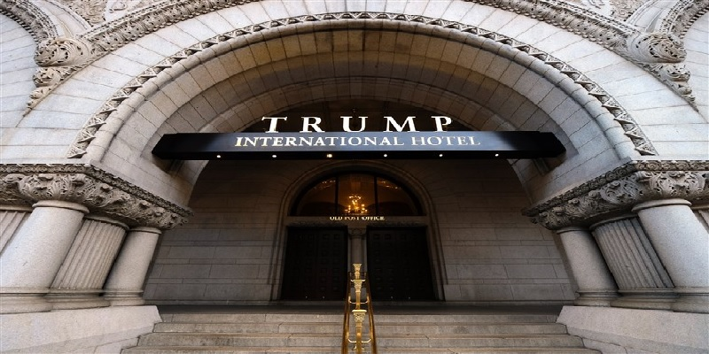 Travel & Leisure: My Complete Review Of Trump International Hotel Washington, D.C.