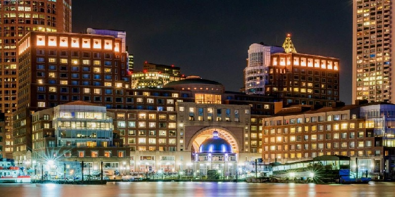 Travel & Leisure: My Complete Review Of The Boston Harbor Hotel