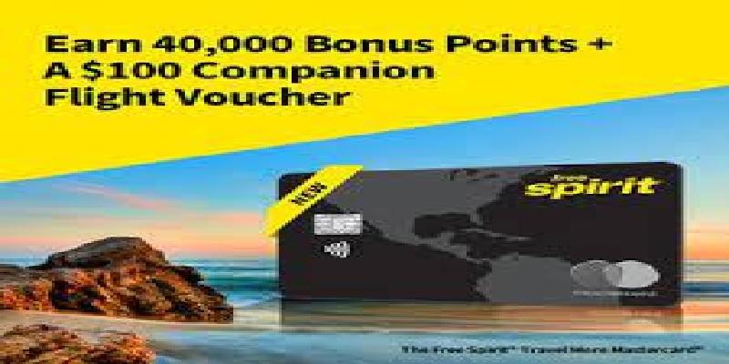 Free Spirit Travel More World Elite Mastercard 40,000 Bonus Points + $100 Companion Flight Voucher
