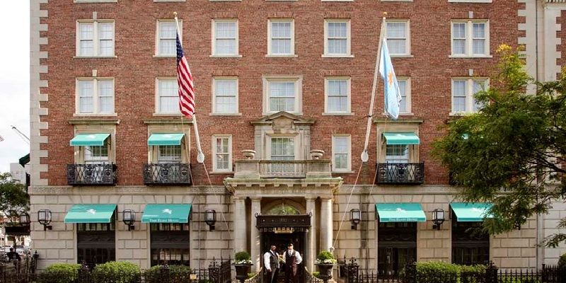 Travel & Leisure: My Complete Review Of The Eliot Hotel In Boston