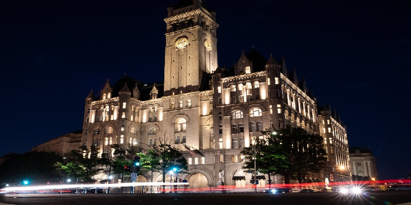 Travel & Leisure: The Best 5-Star Luxury Hotels In Washington, D.C.