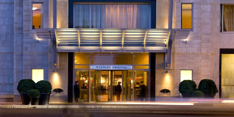Travel & Leisure: My Complete Review Of The Mandarin Oriental, Boston