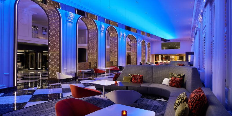Travel & Leisure: My Complete Review Of The W Hotel Washington D.C.
