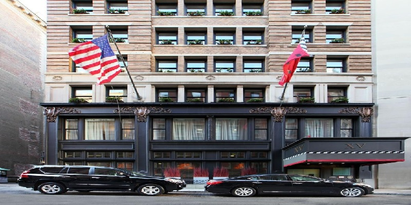Travel & Leisure: My Complete Review Of XV Beacon Hotel In Boston