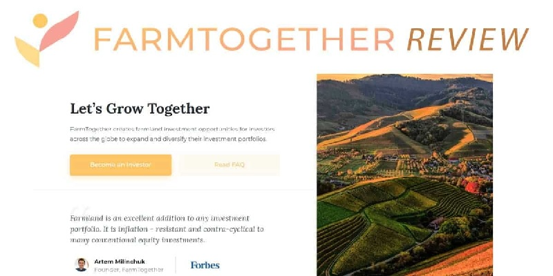 FarmTogether Review: Farmland Investments for Accredited Investors