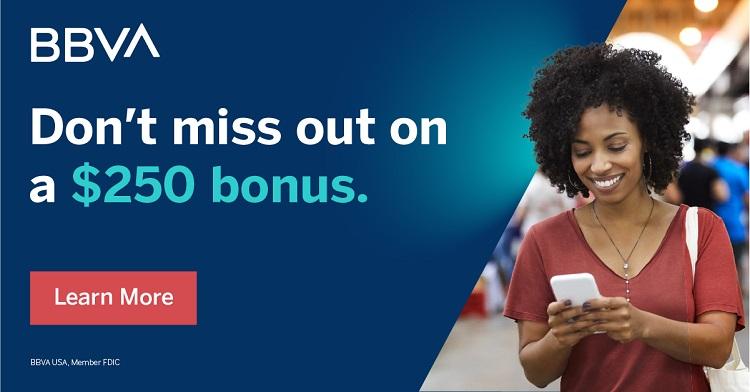 BBVA Bonuses