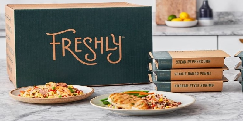 Freshly Meal Delivery Bonuses: $50 Off 1st 5 Orders & Give $40, Get $40 Referral Credits