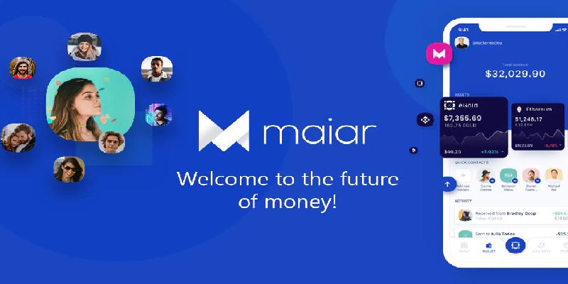 Maiar Crypto Wallet Bonuses: $10 Welcome Offer & 100% Commission Referrals