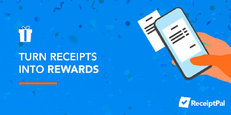 ReceiptPal Bonuses: Free Gift Cards By Scanning Receipts (Bonus Points With Referral)