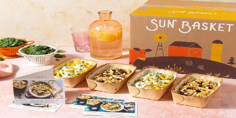 Sunbasket Meal Kit Bonuses: $40 Off Your First Order & Give $40, Get $40 Referral Credits