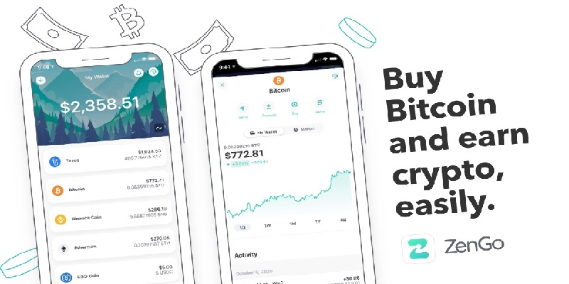 ZenGo Crypto Bonuses: $10 Welcome Offer & 50% Commission Referrals