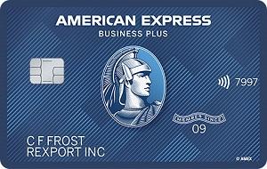 American Express Business Plus Card Bonus