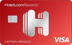 Hotels.com Rewards Visa Credit Card Bonus