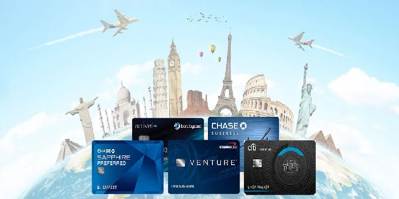 The Best Travel Rewards Credit Cards For Family Vacations In 2021