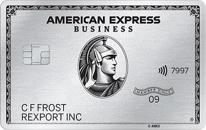 American Express Business Platinum Card Bonus
