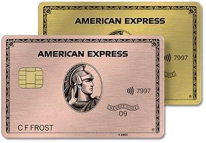 American Express Gold Card Bonus