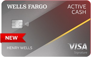 Wells Fargo Active Cash Card Bonus