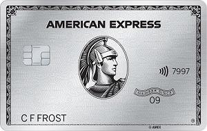 Platinum Card from American Express Bonus