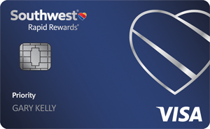Southwest Rapid Rewards Southwest Priority Card Credit Chase Offer